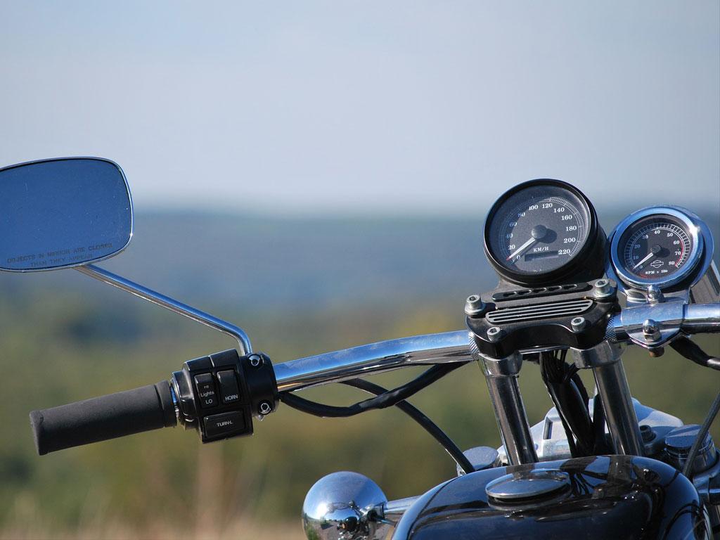 Harley Mototrrad